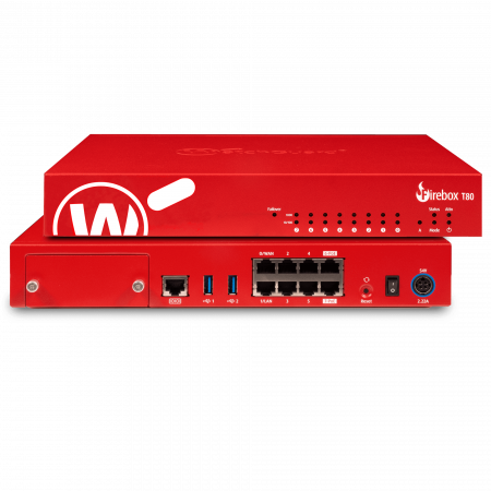 Watchguard Firebox T80