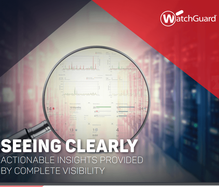 watchguard Network Visibility