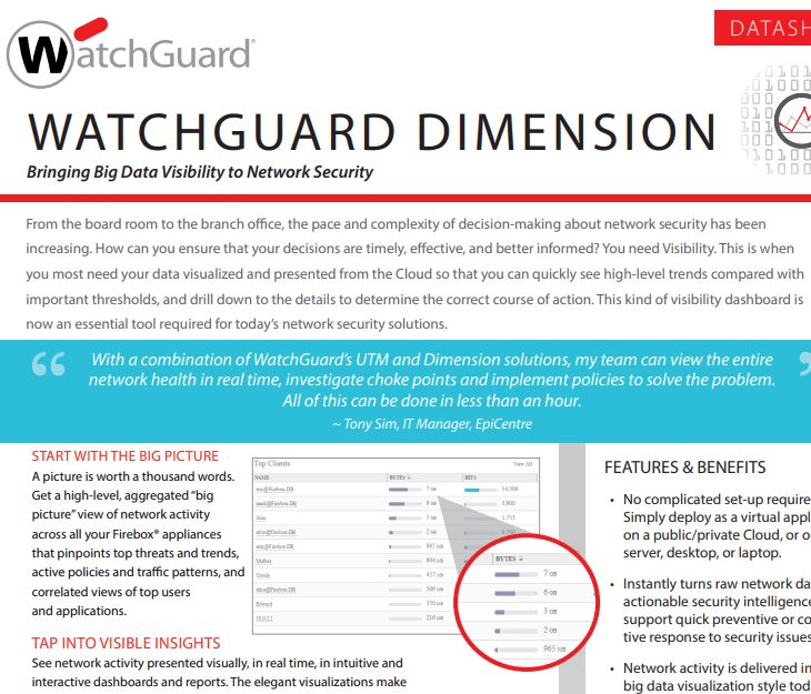 WatchGuard FireboxV