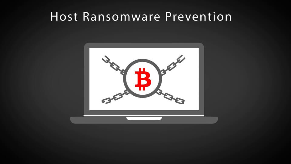 Watchguard Host Ransomware Prevention
