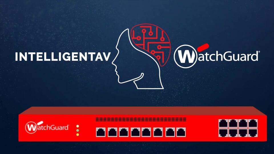 WatchGuard enable intelligent av