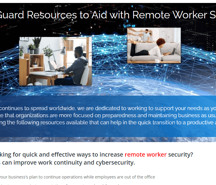WatchGuard Remote Worker Security