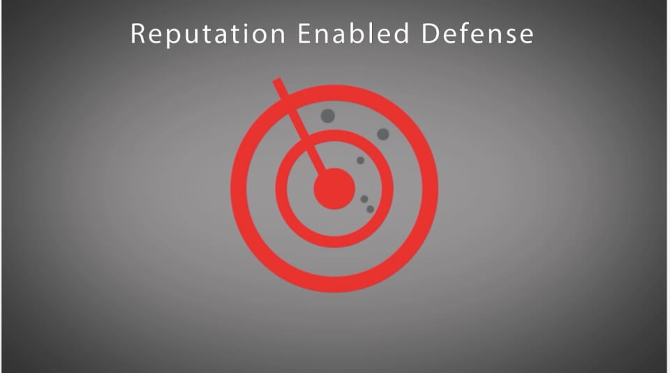 Reputation Enabled Defense (RED)
