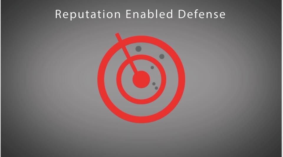 WatchGuard Reputation Enabled Defense (RED)