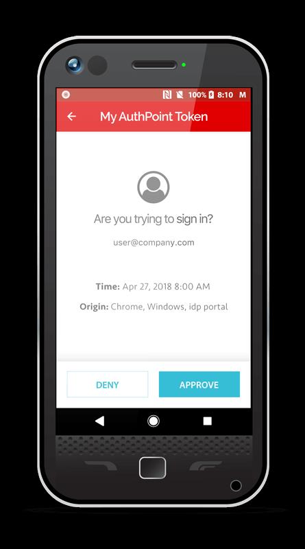 Watchguard Authentication