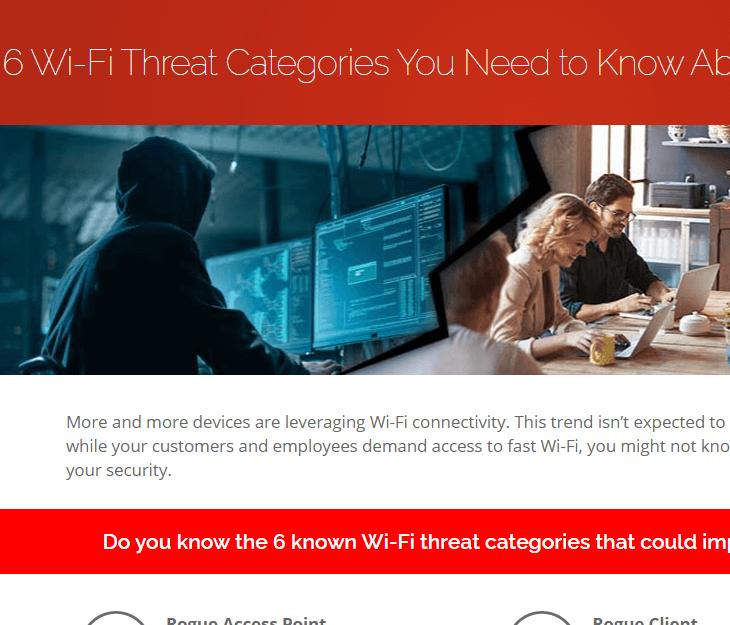 WatchGuard Wi-Fi WIPS